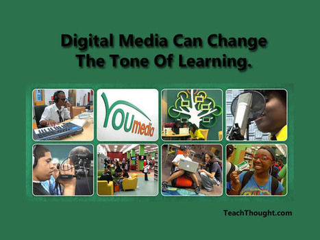 Digital Media Can Change Learning. Here's An Example. | School Library Learning Commons | Scoop.it