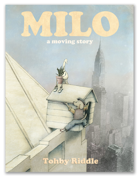 Please Welcome Milo: A Moving Story | Read Write Draw | Scoop.it