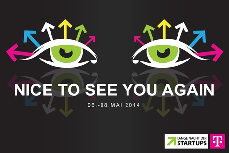 Berlin Web Week 2014 - Rendez-vous des acteurs de l'économie numérique | great buzzness | Scoop.it