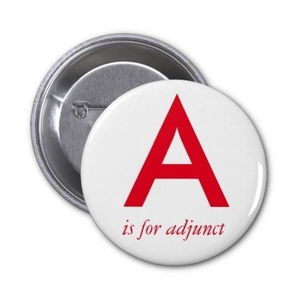 A is for adjunct button | A is for Adjunct | Scoop.it