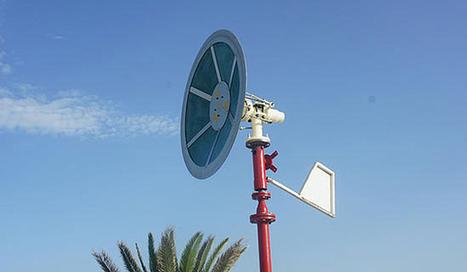 Turbina eólica sem hélice aproveita 80% mais energia | ProAmbiente | Scoop.it