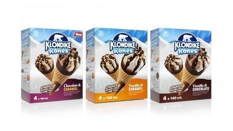 Klondike Kones redesign reclaims frozen territory | Dairy Industry News | Scoop.it