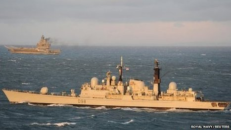 Royal Navy knew Russians were coming | Maritime Security Review | In the Navy.. | Scoop.it