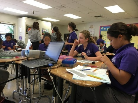 What All-Girls Schools Are Like Today   STEM Connections   Scoop.it