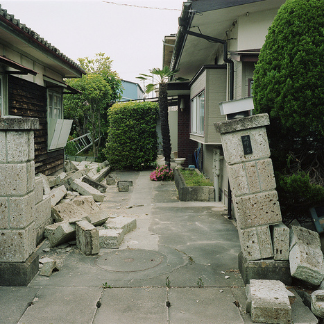 [photo] Dans la zone interdite à Namie Fukushima | toshiya watanabe | Japon : séisme, tsunami & conséquences | Scoop.it
