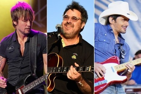 Best Guitarists in Country Music | Country Music Today | Scoop.it