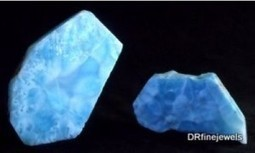 Make Larimar Stones Form Natural Beauty of Different Styles   Amber fossils   Scoop.it