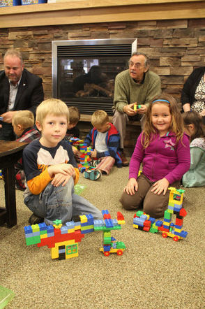 Local libraries embrace literacy through LEGO | LibraryLinks LiensBiblio | Scoop.it