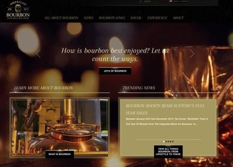 Sazerac launches American Bourbon Association website - Insider Louisville | From the Bar | Scoop.it