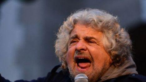 Beppe Grillo su Twitter: «Per quanto mi riguarda no referendum»   Analisi, Politica Italiana   Scoop.it