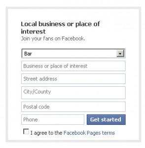 Focus sur la nouvelle interface de création des pages sur Facebook | Actualité | Locita | Social Media Exploration | Scoop.it