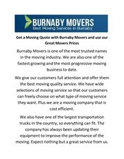 Great BC Movers | Great BC Movers | Scoop.it