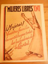 Agrupación Mujeres Libres: la lucha de la mujer por la libertad | Activismo en la RED | Scoop.it
