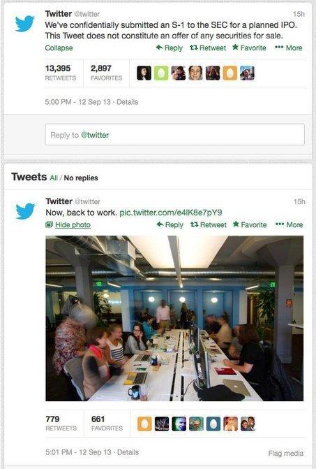 #TwitterIPO: Let the Frenzy Begin!   Breakout - Yahoo Finance   Christian Finance   Scoop.it