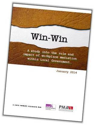 Win - Win: A study into the role and impact of mediation within Local Government | Workplace mediation | Scoop.it