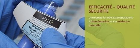 Pharmacie Homéopathique Centrale - PHC : Homéopathie, Phytothérapie, Compléments alimentaires, médecine naturelle | La E-pharmacie, la E-santé | Scoop.it