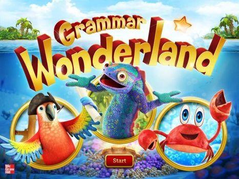 Grammar Wonderland (Primary) for iPad - App Info & Stats | iOSnoops | Primary iPad | Scoop.it
