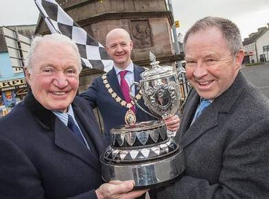 Newtownards gets Circuit of Ireland backing from top rally drivers - Belfast Telegraph | Diverse Eireann- Sports culture and travel | Scoop.it
