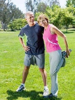 9 Great Heart-Friendly Exercises - Heart Health Center - Everyday Health | Aerobic Health | Scoop.it
