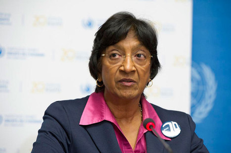 UN human rights chief denounces 'draconian' anti-homosexuality law in Nigeria - UN News Centre   Africa   Scoop.it