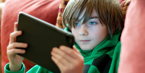 What Nonverbal Kids Can Gain From Technology - Huffington Post | Beginning Communicators | Scoop.it
