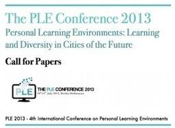 PLE Conference 2013 | PLE - web 2_0 | Scoop.it