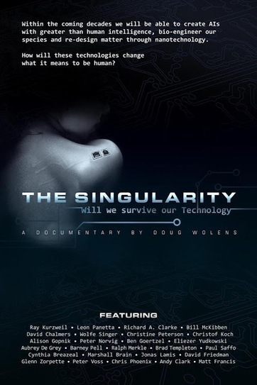 33rd Square | Doug Wolens Documentary On The Singularity Now Available | The Long Poiesis | Scoop.it