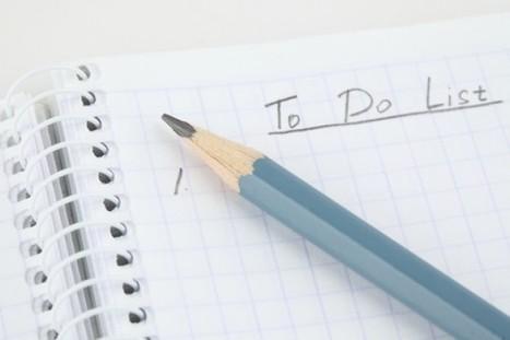 Organizando y planeando para evitar el estrés y el desgaste | Orientar | Scoop.it