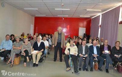 L'office de Tourisme de Saint-Junien a tenu son assemblée générale devant une audience massive | Actualités du Limousin pour le réseau des Offices de Tourisme | Scoop.it