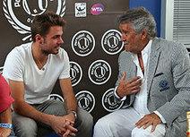 Mutual Trust The Key To Wawrinka's Rise - ATP World Tour | internet | Scoop.it
