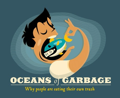 Ocean Garbage: Why People Are Easting Their Own Garbage | News on the Fisheries and Aquaculture field | Scoop.it