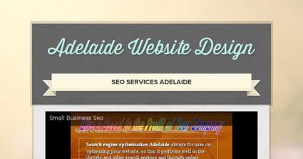 Adelaide Website Design | Adelaide Website Design | Scoop.it