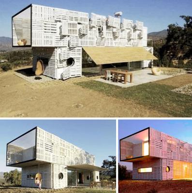modern | Pallet Construction | Scoop.it