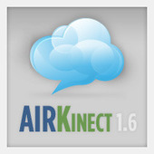 AIRKinect v1.6   as3NUI   Everything about Flash   Scoop.it