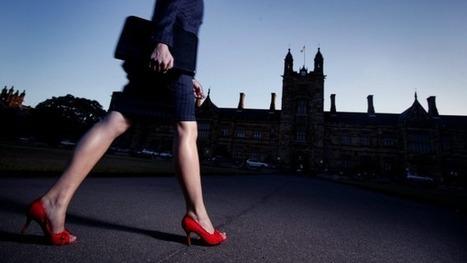 Why aren't more women doing MBAs? - Sydney Morning Herald   MBA Croatia   Scoop.it