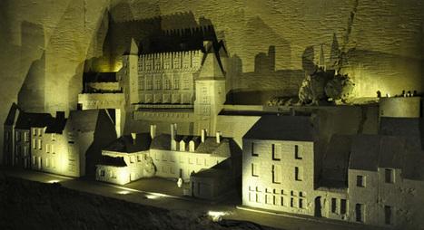 Une heure pour visiter les joyaux du Val de Loire | Revue de Web par ClC | Scoop.it