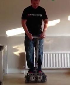 Lego Segway | Tu Imagines ? Construis ! | Scoop.it