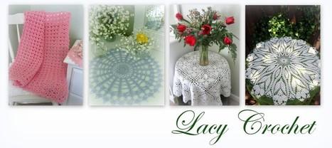 Lacy Crochet: Llama and Silk Crochet Cowl Free Pattern   crochet   Scoop.it