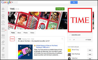Google+ at one: How Time magazine clocked up 1.2m followers | Media news | Journalism.co.uk | The Google+ Project | Scoop.it