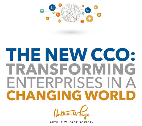 The New CCO: Transforming Enterprises in a Changing World | CorpComm | Scoop.it