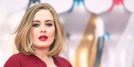 Adele's Makeup Artist Just Revealed the Secret Behind Her Famous Eyeliner | Hair There and Everywhere | Scoop.it