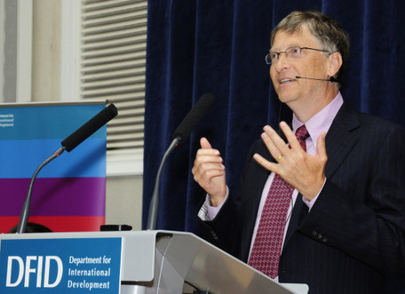 #NWO #fascist #depopulation Bill #Gates invests $2bn in #renewables but refuses to #divest from fossil fuels | Messenger for mother Earth | Scoop.it