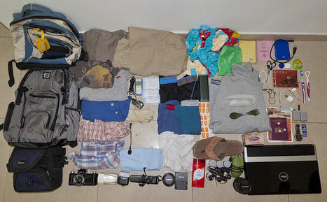 4 Important Safety Tips for Backpackers | Rooftop Travellers Lodge | Scoop.it