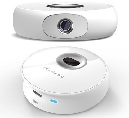 Scanadu finalizes Scout tricorder design, wants user feedback to help it get FDA approval | Educational Technology at Michener | Scoop.it