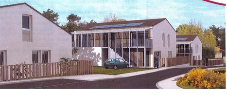 Actualités - Aboxia démarre la construction de logements collectifs en bois à Capbreton | Aboxia | Scoop.it
