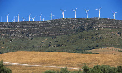 Windfarms break energy record in Spain | Local Economy in Action | Scoop.it