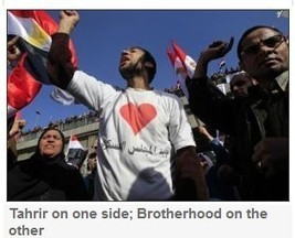 Egypt brotherhood rallies behind military to save political gains | Égypt-actus | Scoop.it