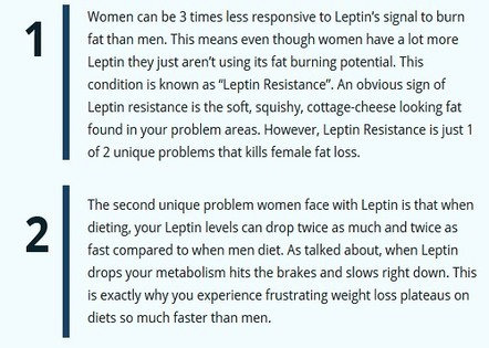 Cutting Weight the Easy Way with Leptin Weight Loss Diet | weight loss program reviews | Scoop.it