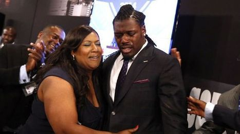 Top NFL draft picks share thoughts on moms ahead of Mother's Day | Events | Scoop.it