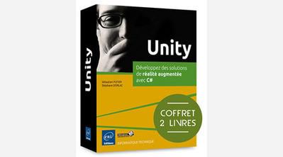 2 Livres consacrés à Unity 3D | 3D Library | Scoop.it